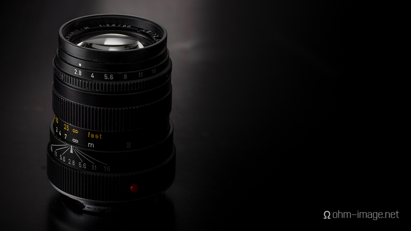 The Leica Tele-Elmarit-M 90mm f/2,8 (Thin)