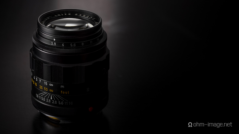 The Leica Tele-Elmarit 90mm f/2,8 (Fat)