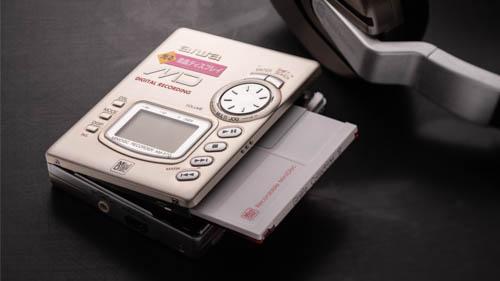 Rmaa And Review Aiwa Am F70 Minidisc Recorder 16 Bit Ohm Image