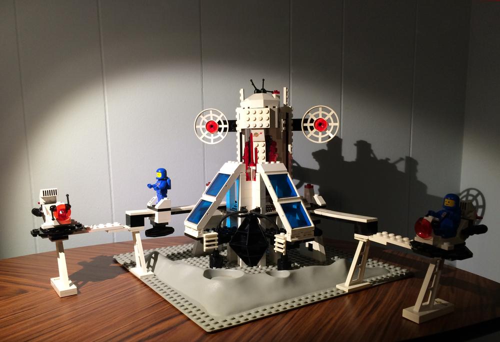 Polaris-I Space Lab (LEGO 6972)