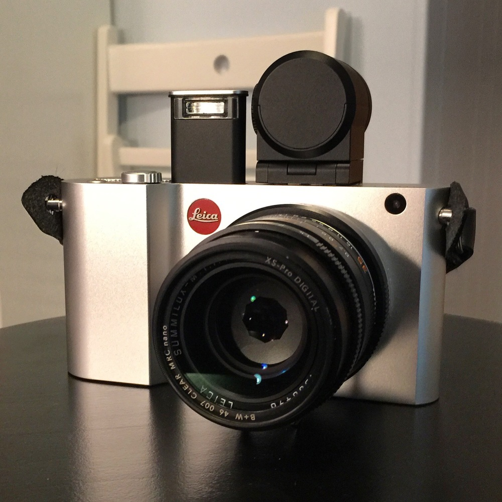 Leica T Outfitted