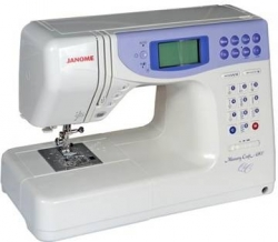 Janome Memory Craft Quilter's Companion 4900