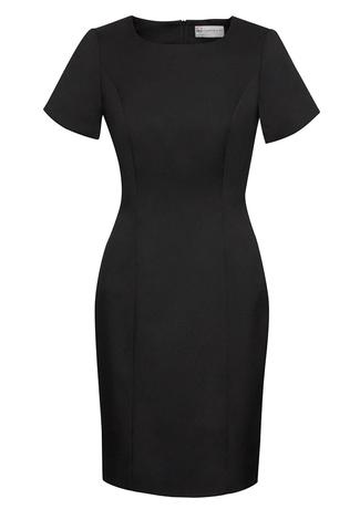 30112  Shift dress  $90.75  92% bamboo 8% bamboo 4% elastane  black   SIZES : 4 6 8 10 12 14 16 18 20 22