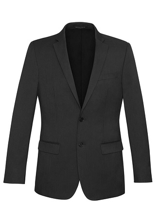 80113      Men's Slim line 2 Button Jacket    $166.95   92% polyester   8% bamboo    black    SIZES  : 92R - 127R