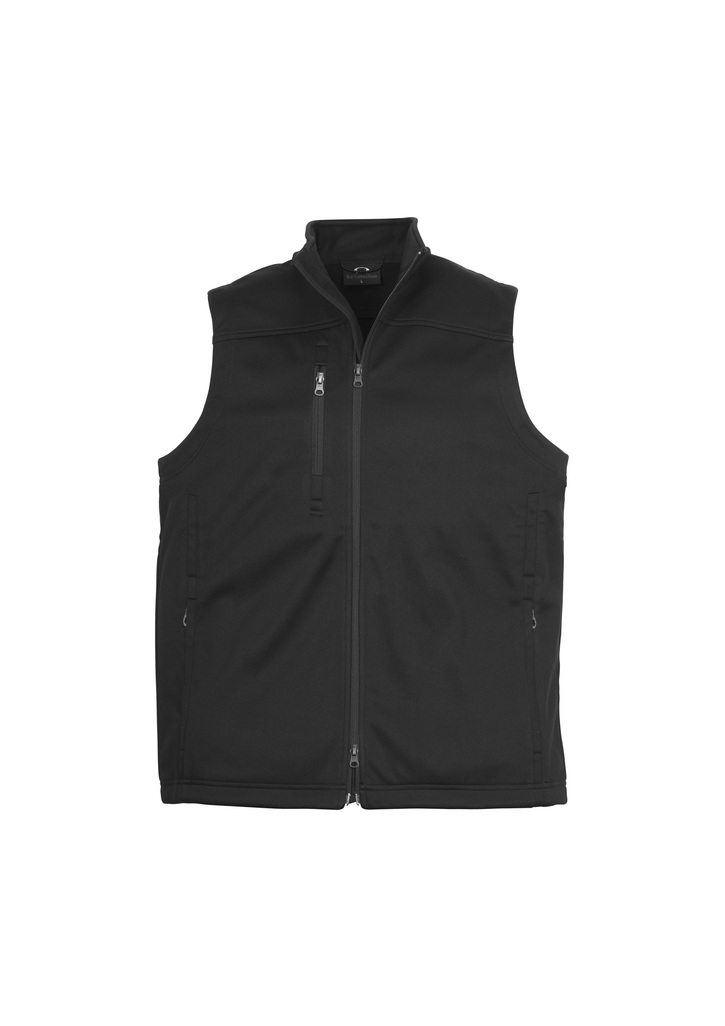 j3881      MEN'S wool mix vest  i   $82.45   100% bonded polyester I poly-knit linking I chin guard I water repellent I windproof   i    Black   SIZES  : S  M  L  XL  2XL  3XL  5XL