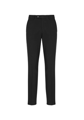 BS720M  Men's straight leg pant  $56.10  65% polyester  35% viscose  black sizes:  72r  77r  82r  87r  92r  97r  102r