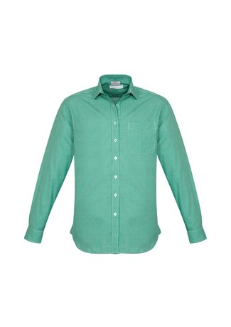 S716ML      ElLIson check      $42.45  55% cotton   45polyester    green/White sizes:    s   m   l   xl   2xl   3xl   4xl   5xl