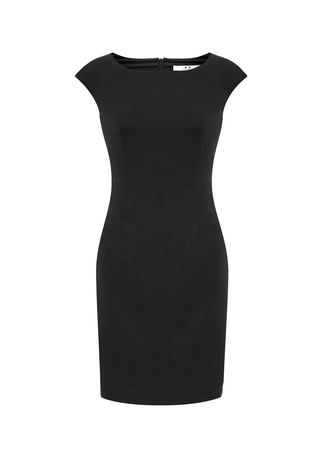 bs730l  shift dress 'aUDREY'  $89.66  55% polyester 43% wool 2% elastane  black   SIZES : 4 6 8 10 12 14 16 18 20