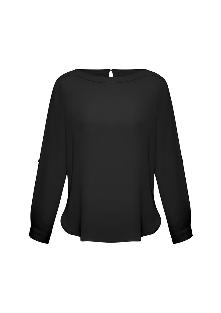 S828LL  Madison boatneck  $53.40  100% polyester Mechanical Stretch  black   SIZES : 6 8 10 12 14 16 18 20 22 24 26