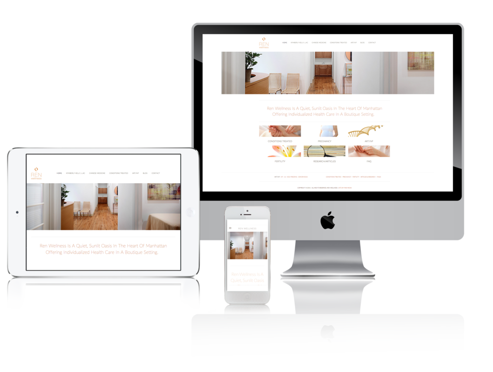 Squarespace Five Template | Squarespace Five Template Websites Fix8 Media