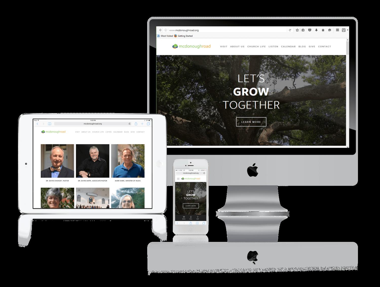 Squarespace For Churches Fix8 Media
