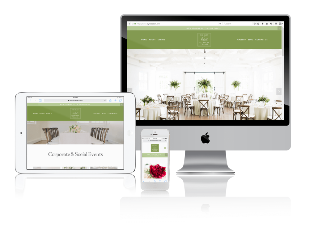 squarespace for wedding venues
