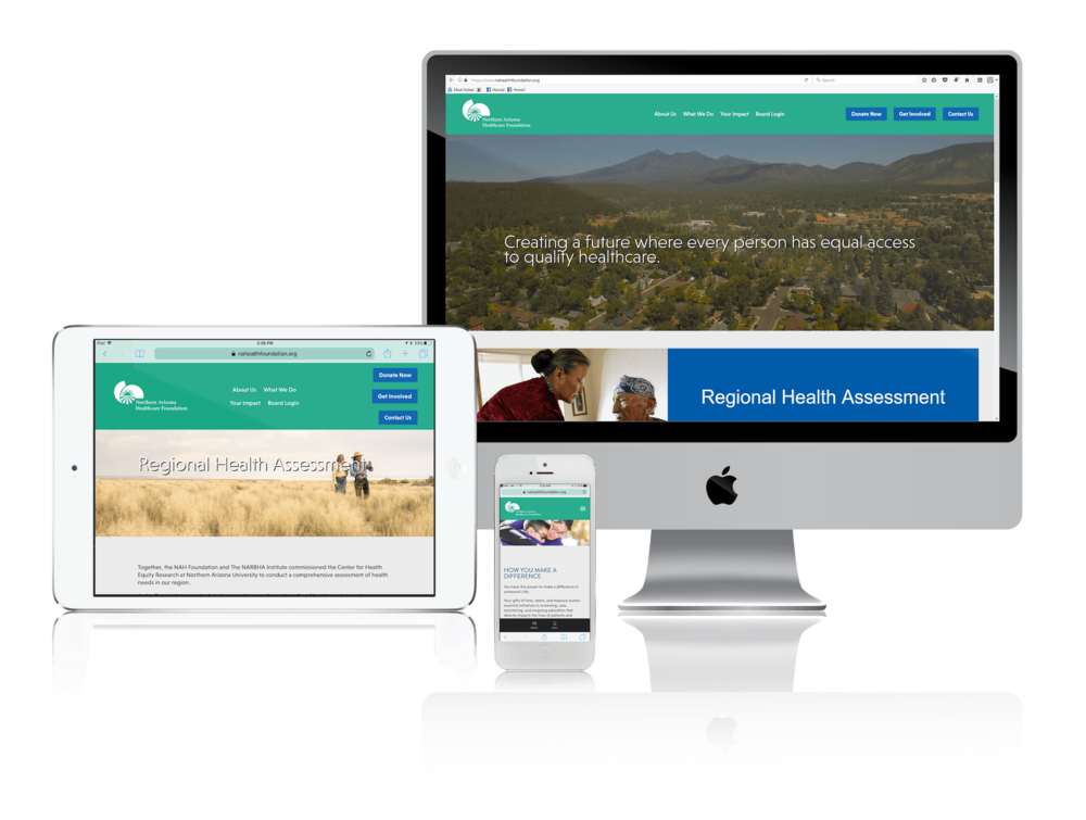 Squarespace for Healthcare Nonprofit