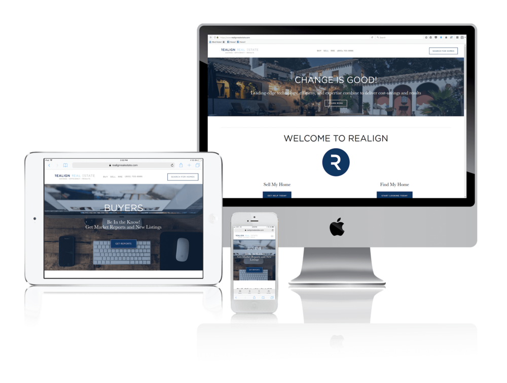 Squarespace for California Realtors