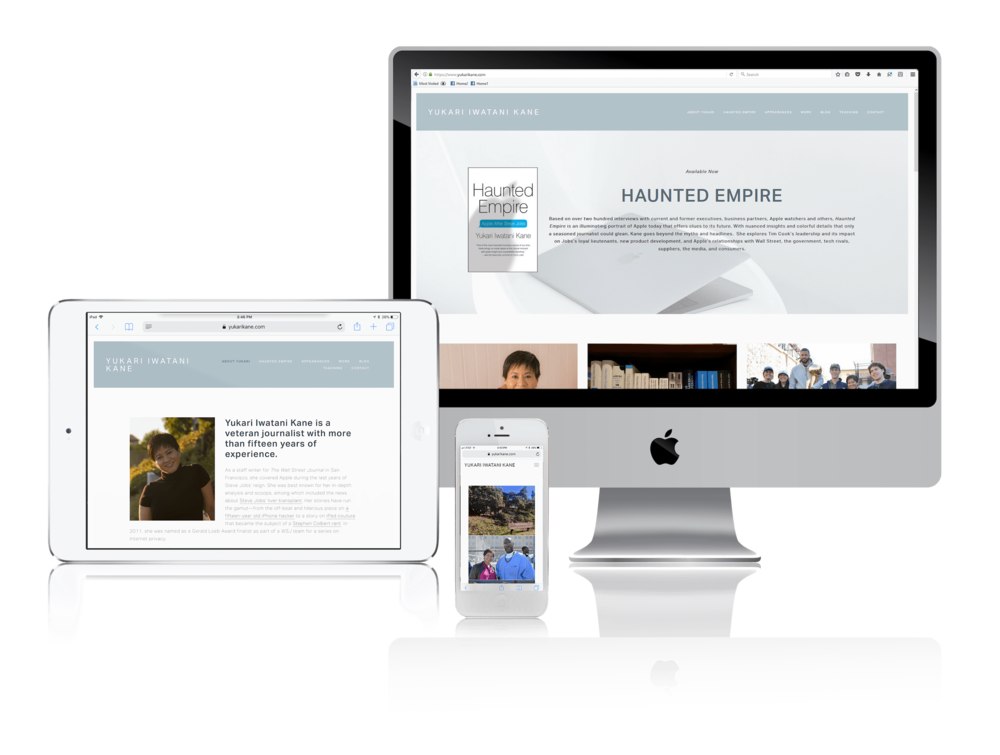 Squarespace for Journalists