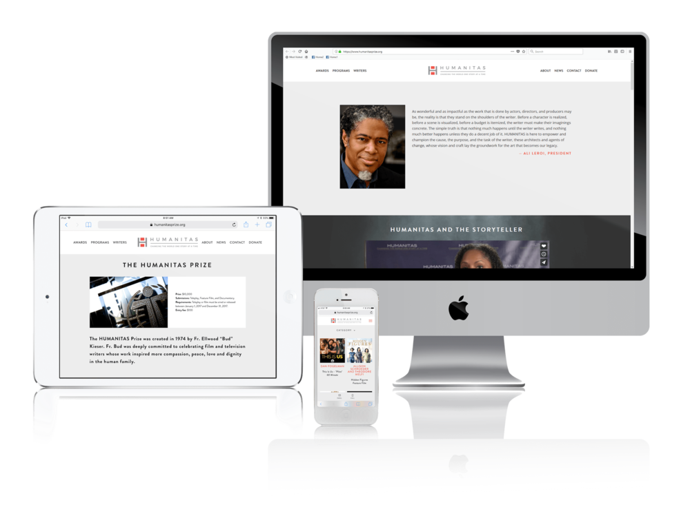 Squarespace for Television and Film Writers