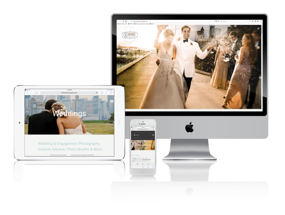 Squarespace for Boutique Wedding Photographers