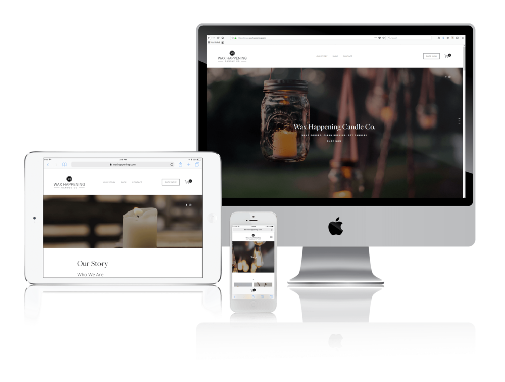 Squarespace for Gift Shopping