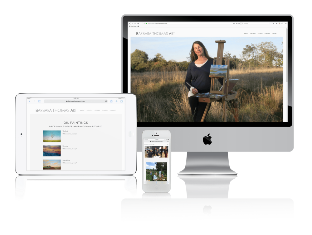 Squarespace for Visual Artists