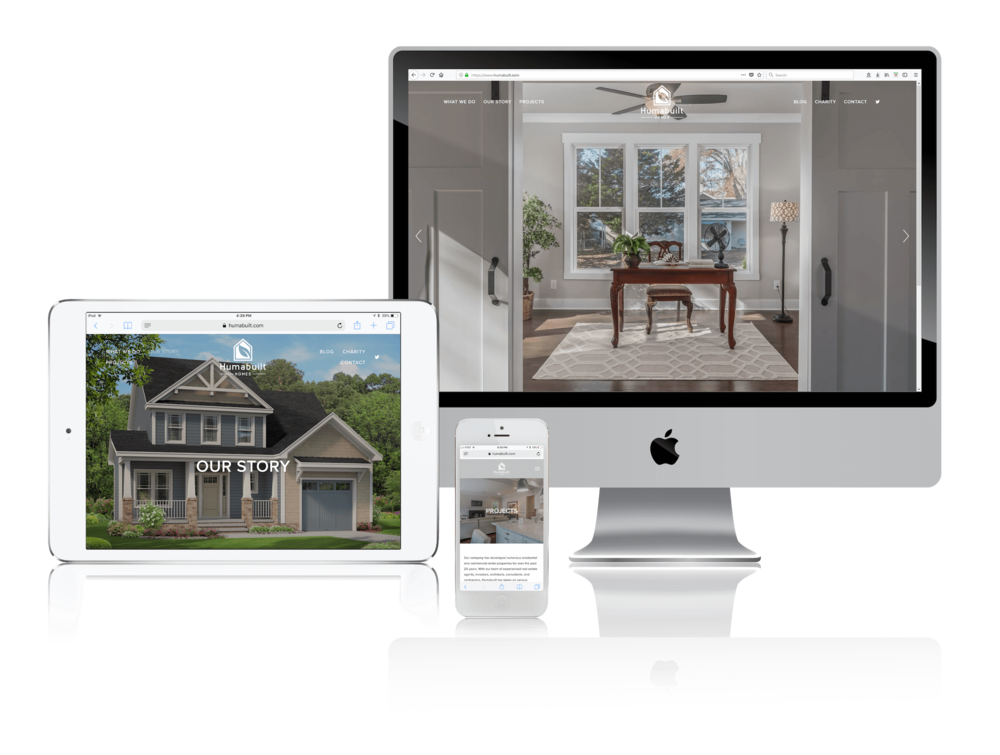 Squarespace for Real Estate Development