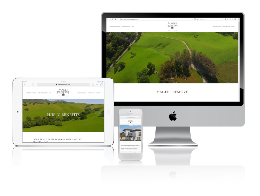 Squarespace for Residential Planning Projects