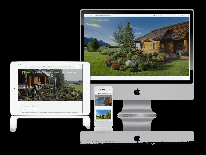 Squarespace For Professional Landscape Websites Fix8 Media
