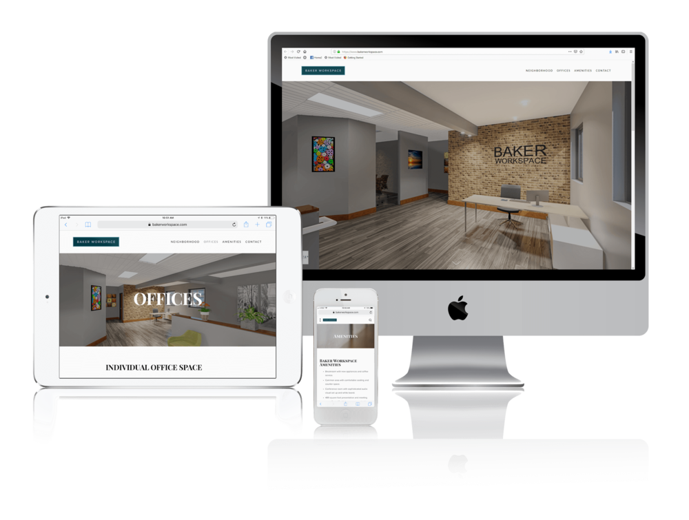 Squarespace for Property Leasing Websites