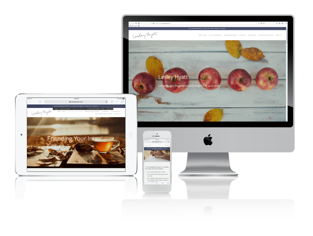 Squarespace for Mindfulness Websites