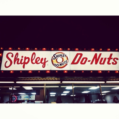 It's not a trip to Houston without having Shipleys.