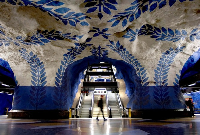 T-Centralen Station – Stockholm Sweden