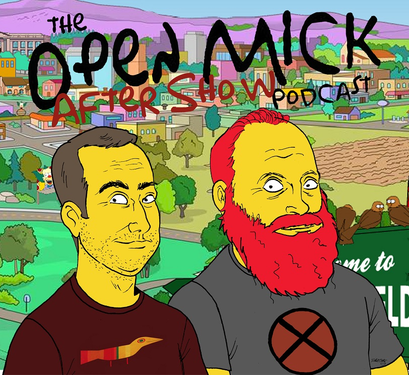 Check out our totally uncensored 30 min after show on the Little Podcast Network in Madison, WI.