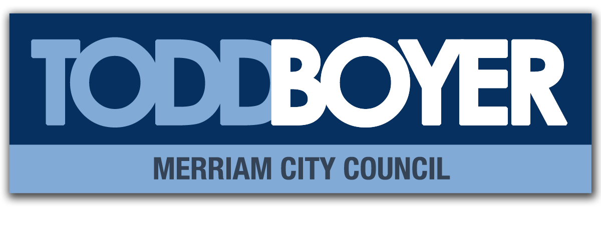 Todd Boyer: Merriam City Council