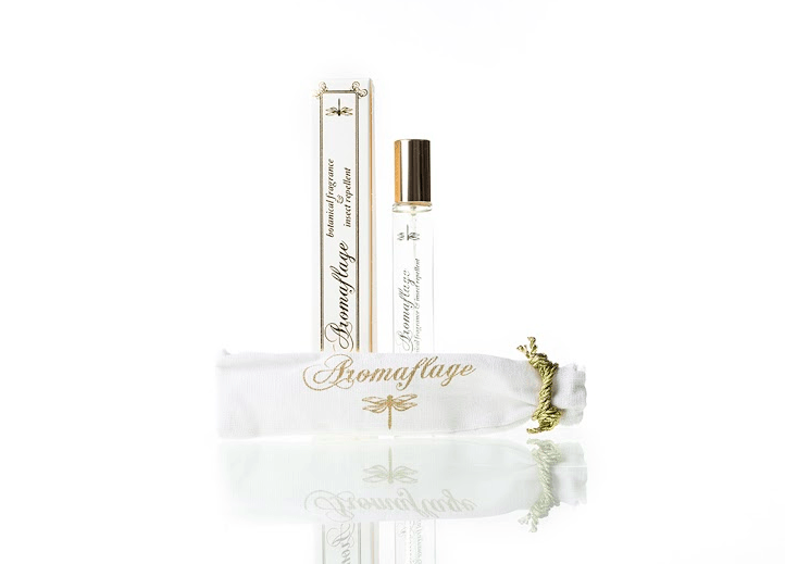 Aromaflage, the fine fragrance that also repels insects