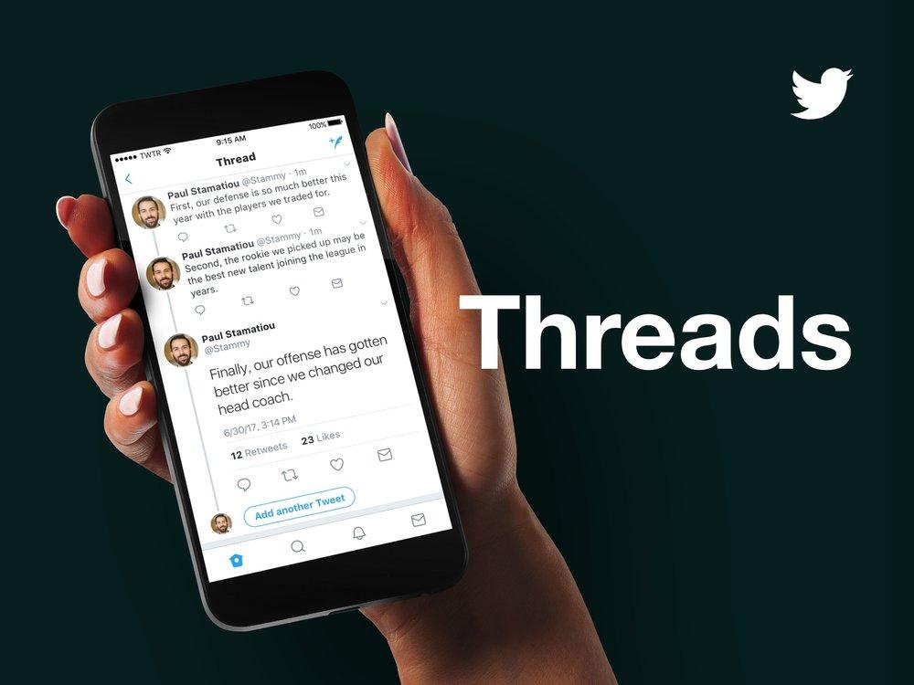 Twitter Threads