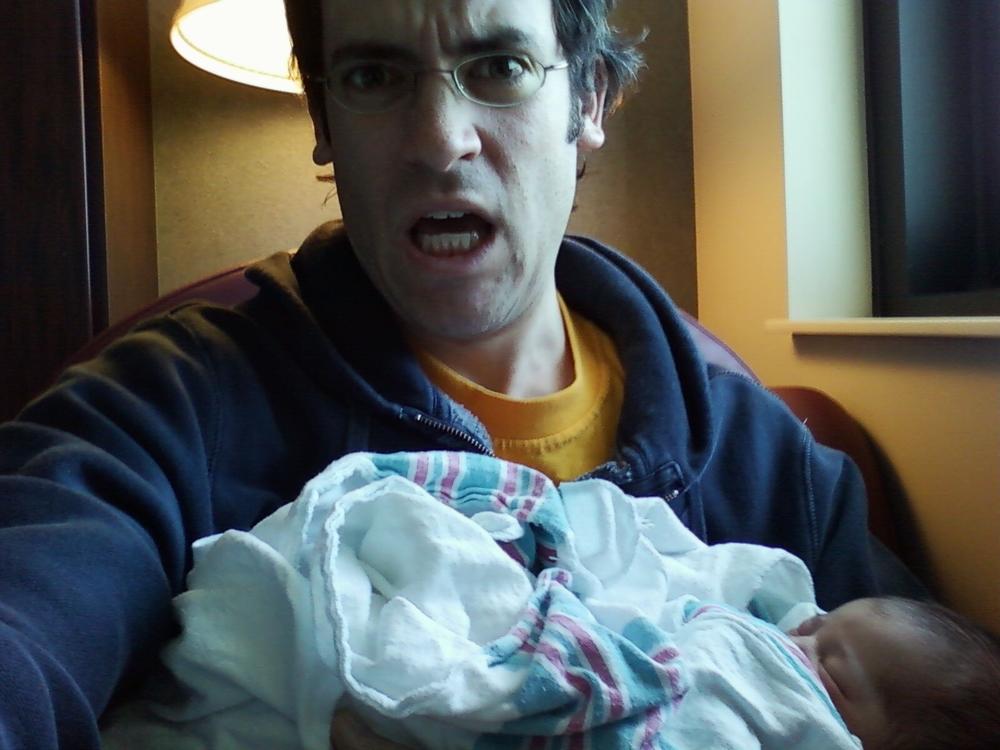 Baby #1, 2009