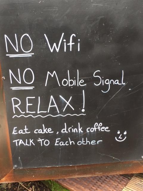 No Wifi???