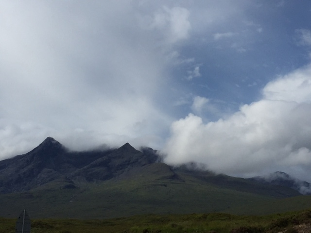 Around Skye