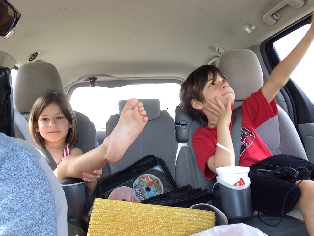 The Continuing Road Adventures Of Adhd Boy And Smell My Feet Girl