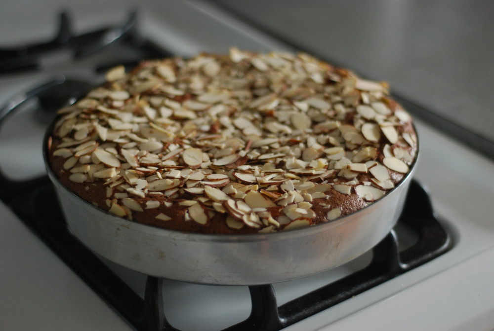 Wide View Chocoalte gluten-free almond cake.jpg