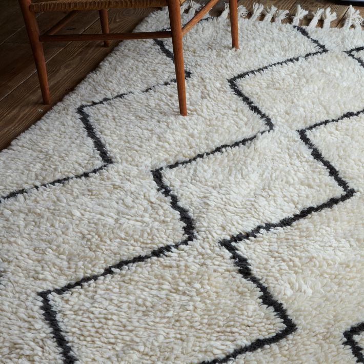 West Elms  Souk Wool Rug
