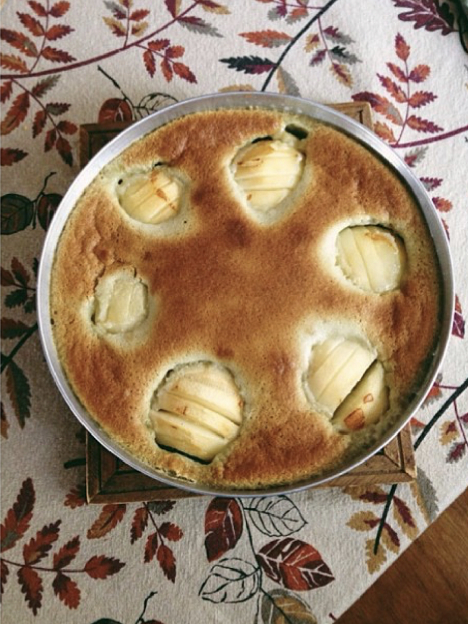 Pear Clafoutis_2013_itsweetsavory.jpg