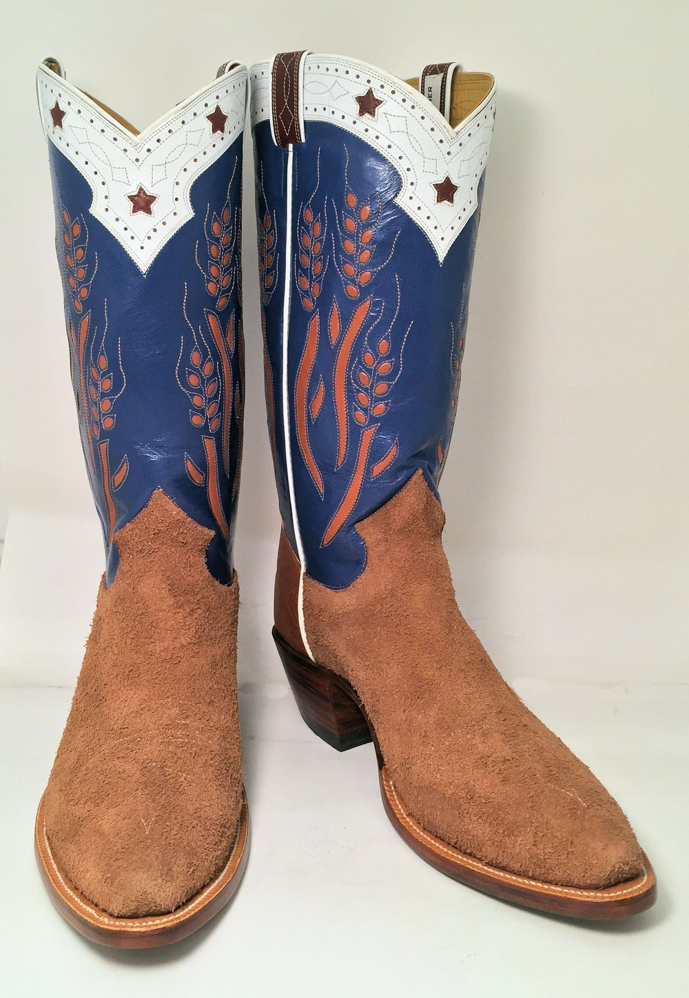 Custom Made Cowboy Boot