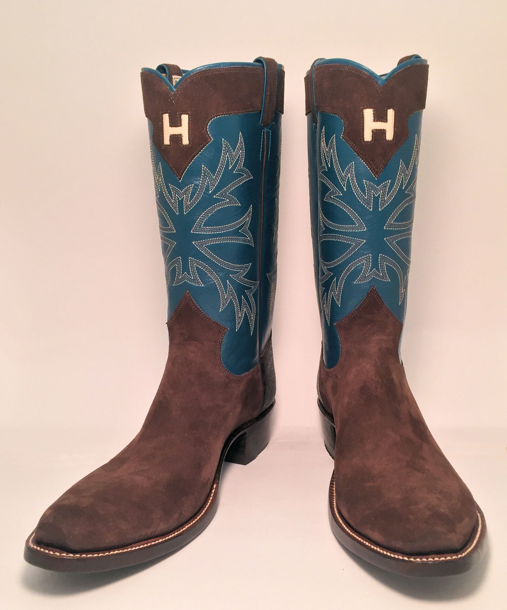Made to fit Cowboy Boot