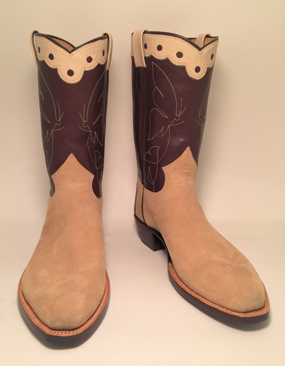 Vintage Style Pee Wee Cowboy Boots