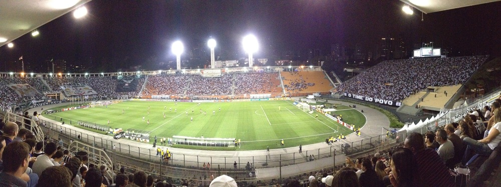 Corinthians vs. Flamenco