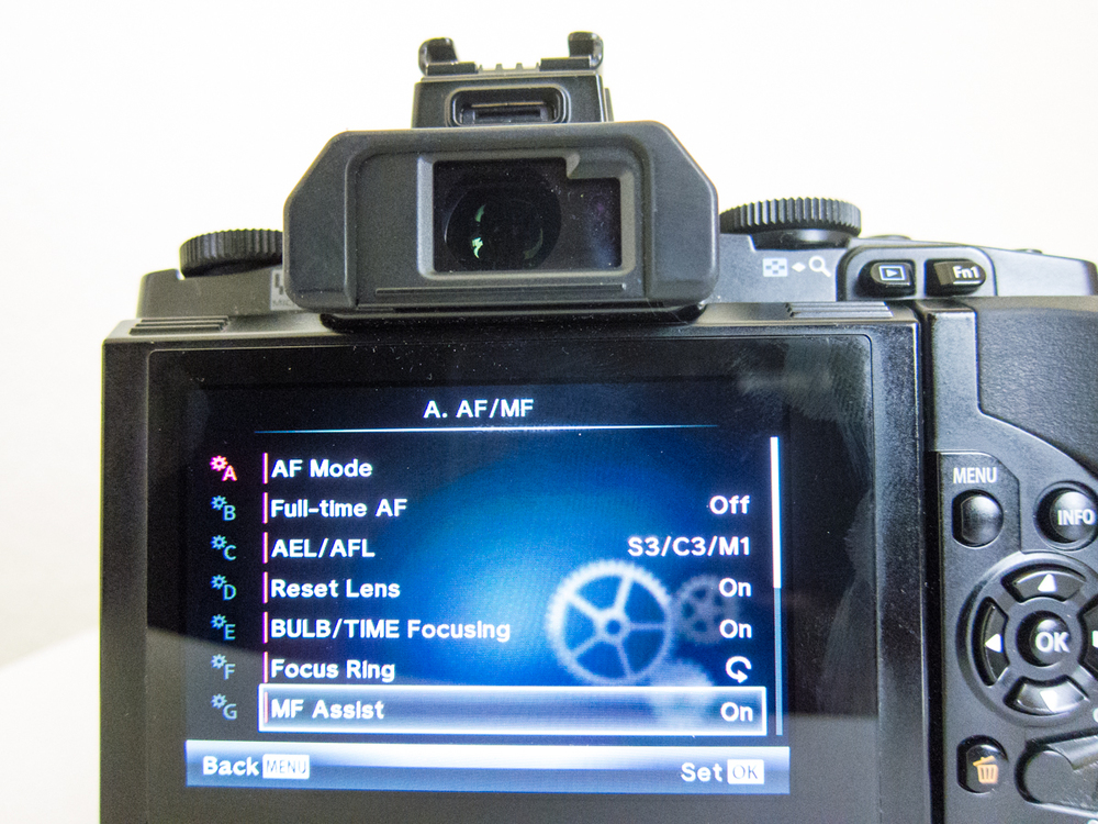 Gear A: Autofocus Modes & Options