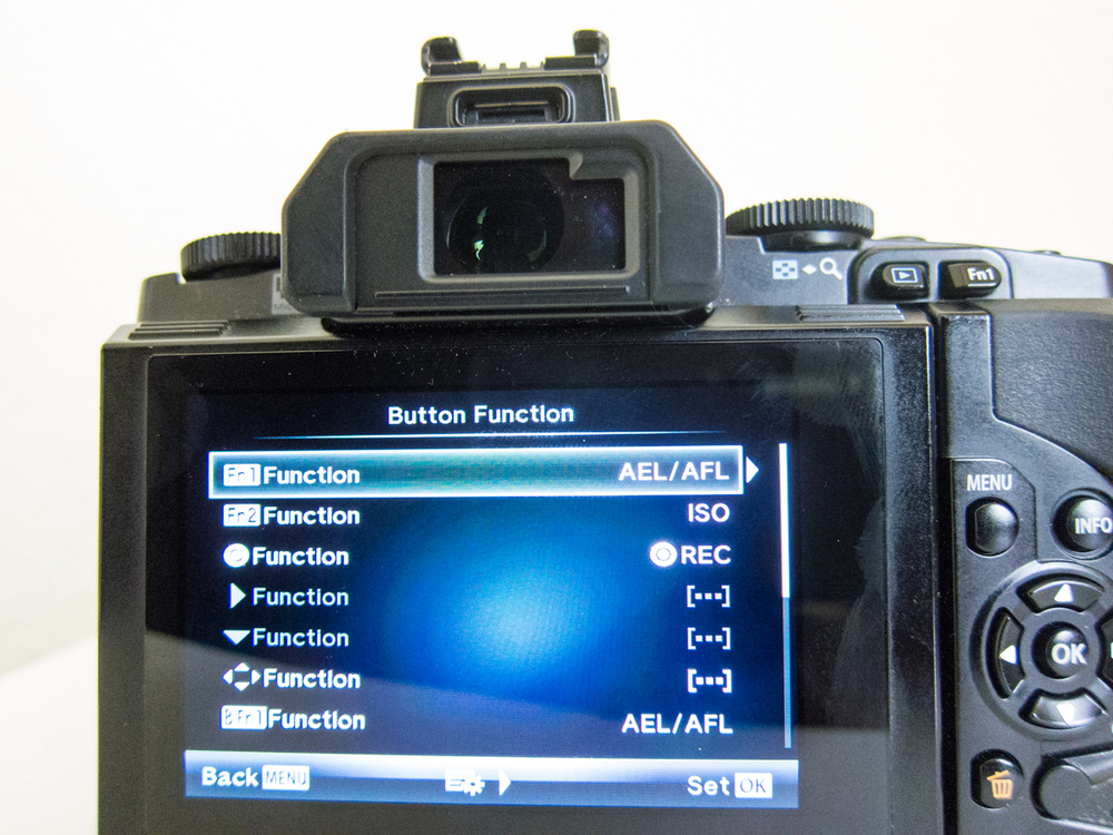 Button Functions
