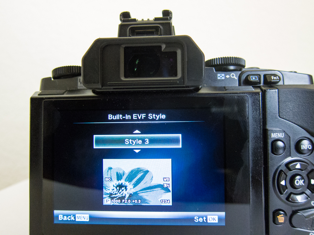 EVF Style 3