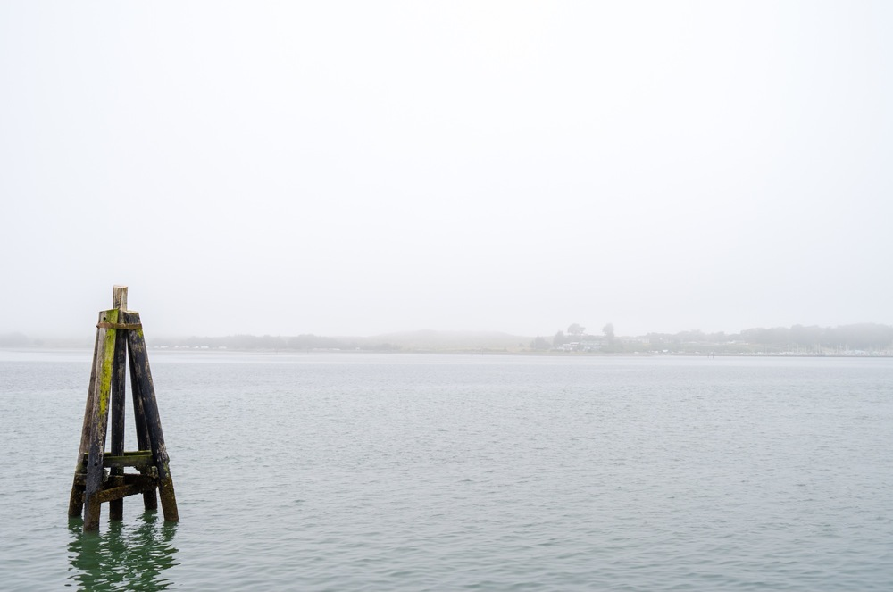 Leica X2 - Bodega Bay Pier Post