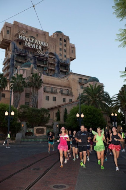 Tower of Terror - my daughter's favorite!
